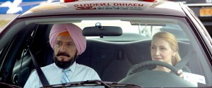 Sir Ben Kingsley in 2014 Learning to Drive