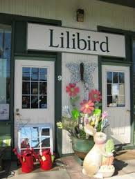 Lilibird store front