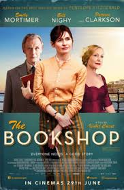 the cast of The Bookshop