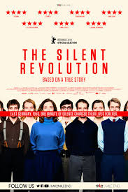 poster for The Silent Revolution